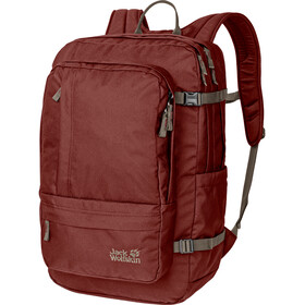 Jack Wolfskin Trooper Rugzak, redwood